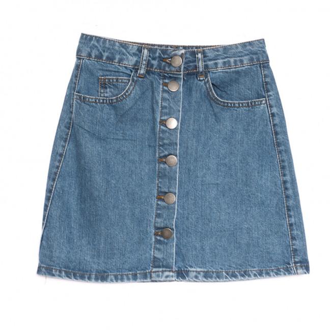 1799 синяя Defile юбка джинсовая весенняя коттоновая (34-42,евро, 6 ед.) Defile: артикул 1107123