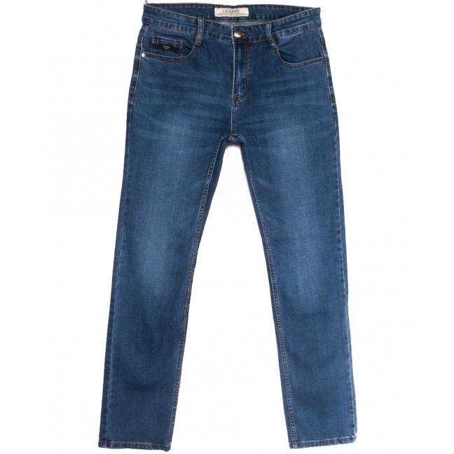 0648-В Likgass джинсы мужские синие весенние стрейчевые (31-38, 8 ед.) Likgass: артикул 1106588