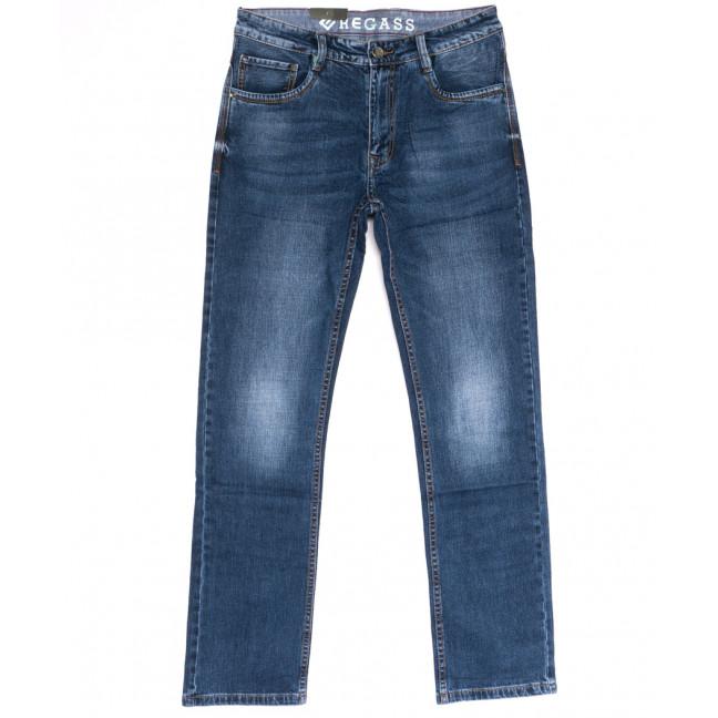 7911-03 Regass джинсы мужские полубатальные синие весенние коттоновые (32-38, 7 ед.) Regass: артикул 1106081