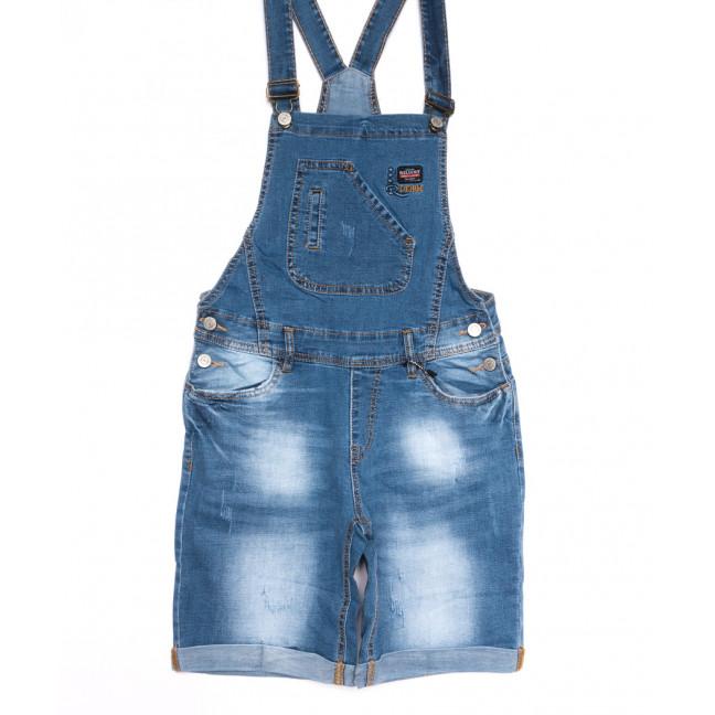 6620-2 Y Relucky сарафан джинсовый синий весенний стрейчевый (25-30, 6 ед.) Relucky: артикул 1106532