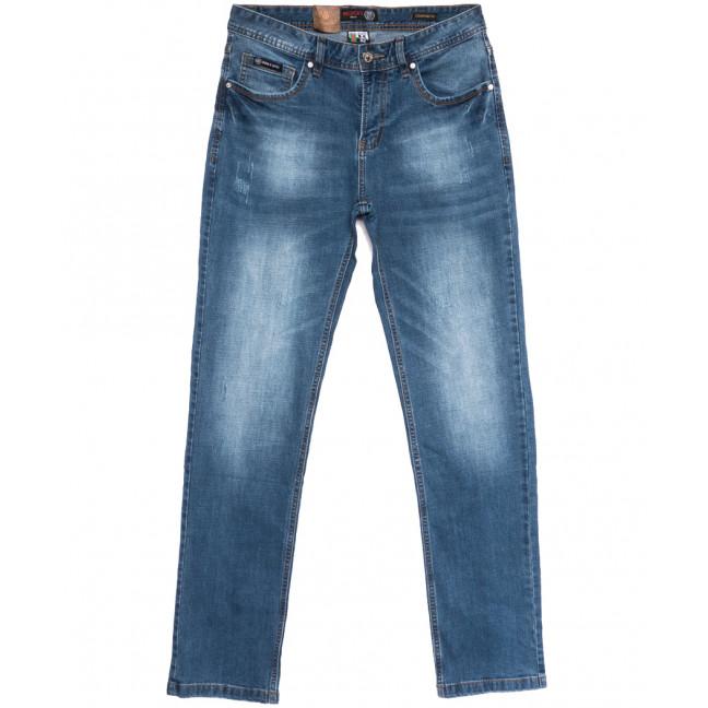 0915-5 R Relucky джинсы мужские синие весенние стрейчевые (29-38, 8 ед.) Relucky: артикул 1105947