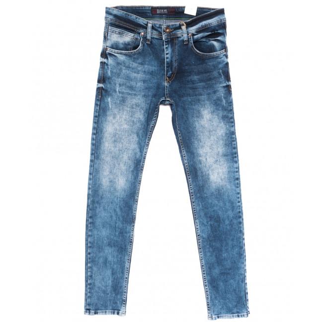 6379 Blue Nil джинсы мужские стильные синие весенние стрейчевые (29-36, 8 ед.) Blue Nil: артикул 1105909