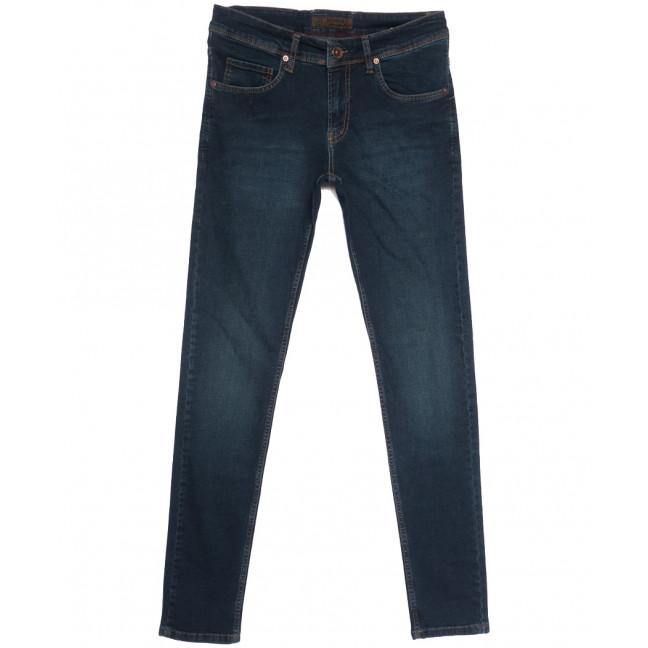 1718 Konica джинсы мужские синие весенние стрейчевые (29-36, 7 ед.) Konica: артикул 1105840