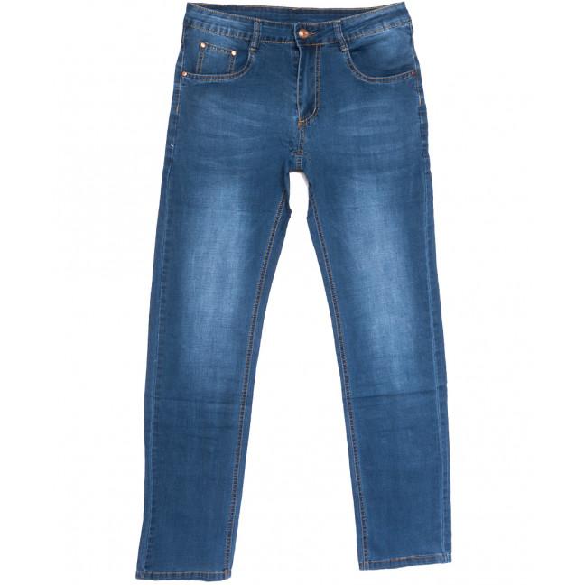 55003 Pr.Minos джинсы мужские cиние весенние стрейчевые (29-38, 8 ед.) Pr.Minos: артикул 1106240
