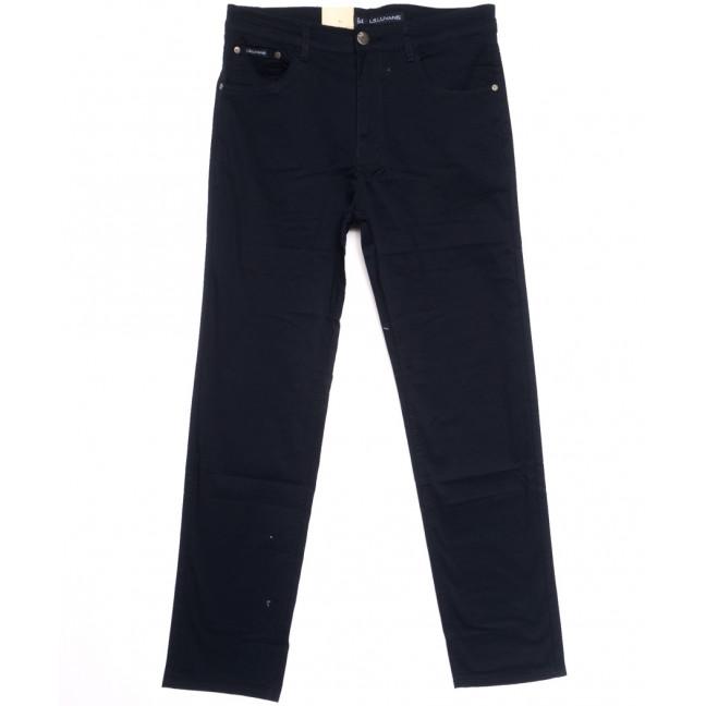 9006-D LS джинсы мужские батальные темно-синие весенние стрейчевые (34-44, 8 ед.) LS: артикул 1106405