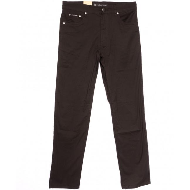 9008-D LS джинсы мужские батальные коричневые весенние стрейчевые (34-44, 8 ед.) LS: артикул 1106411