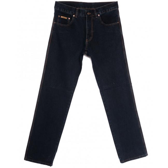 0901 Blue black Gabe джинсы мужские полубатальные темно-синие весенние стрейчевые (32-40, 6 ед.) Gabe: артикул 1105845