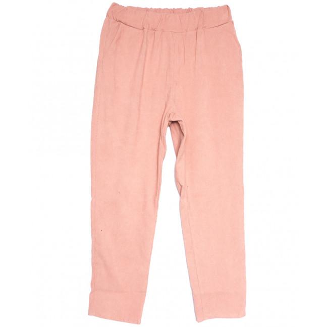 0230-46 пудра Exclusive брюки женские весенние стрейчевые (42-48, 4 ед.) Exclusive: артикул 1106278