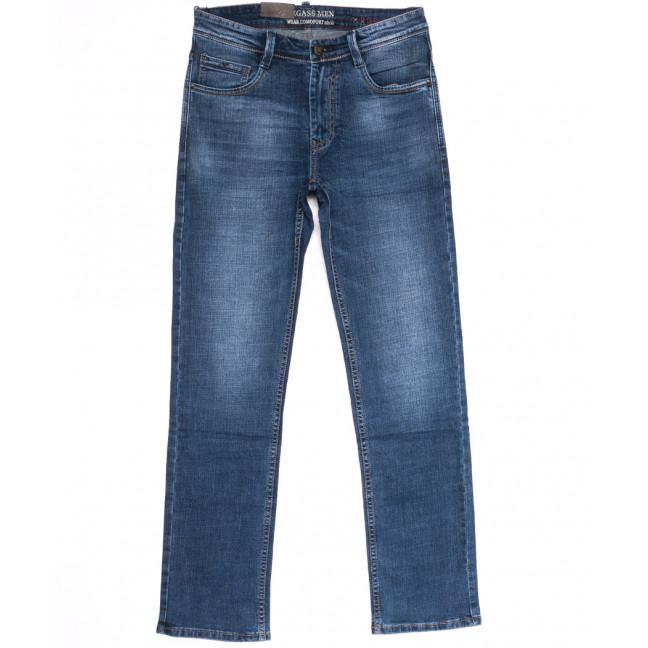 7951-03 Regass джинсы мужские синие весенние стрейчевые (30-38, 8 ед.) Regass: артикул 1106078