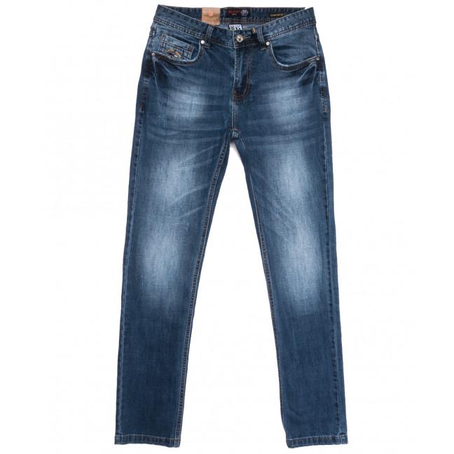 0913-5 R Relucky джинсы мужские синие весенние стрейчевые (29-38, 8 ед.) Relucky: артикул 1105963