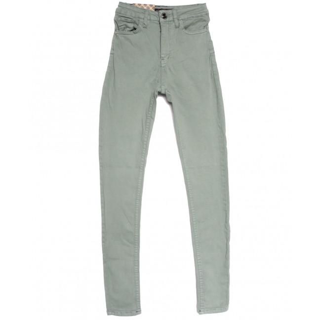0761 хаки Redmoon джинсы женские весенние стрейчевые (25-30, 6  ед.) REDMOON: артикул 1106959