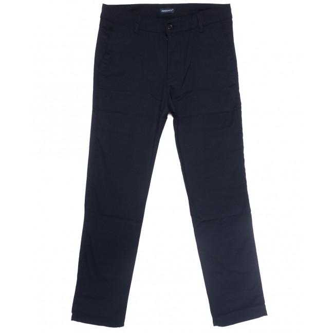 4041 Arquati брюки мужские полубатальные темно-синие весенние стрейчевые (32-42, 8 ед.) Arquati: артикул 1106686