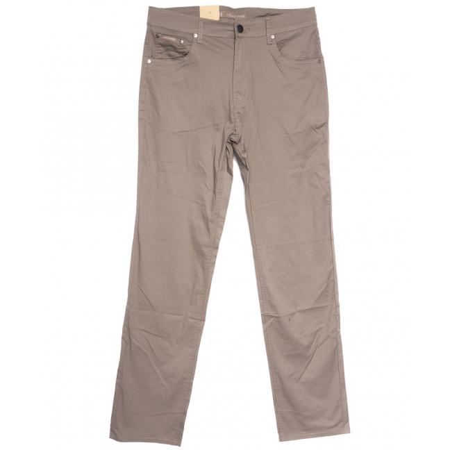 9002-D LS джинсы мужские батальные бежевые весенние стрейчевые (34-44, 8 ед.) LS: артикул 1106402