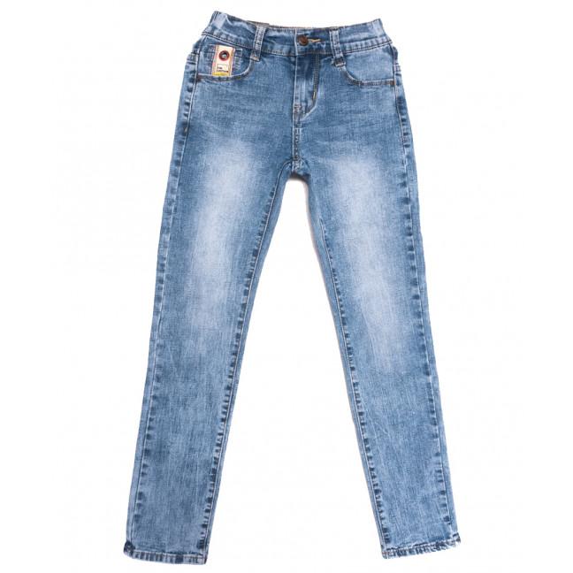 0095 Little Star джинсы на девочку синие весенние стрейчевые (23-28, 6 ед.) Little Star: артикул 1107020