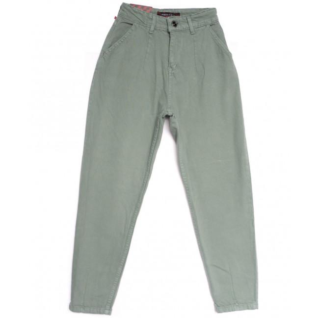 0790 хаки Redmoon джинсы-баллон весенние коттоновые (25-30, 6 ед.) REDMOON: артикул 1106949