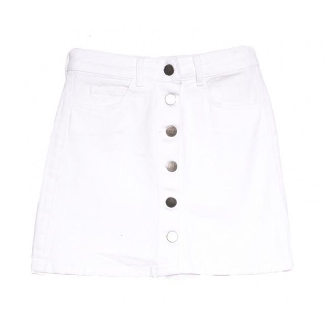 1799 белая Defile юбка джинсовая весенняя коттоновая (34-42,евро, 6 ед.) Defile: артикул 1107125