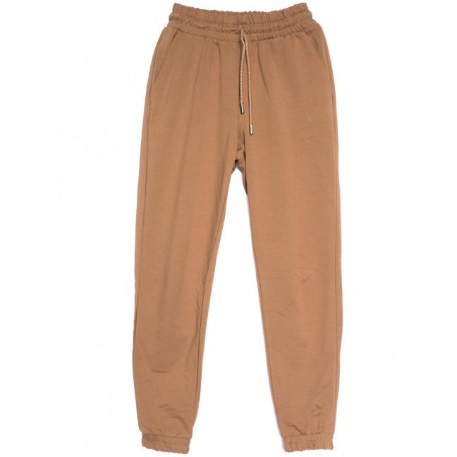 0228-42 коричневые Exclusive брюки женские спортивные весенние стрейчевые (42-48, 4 ед.) Exclusive: артикул 1106274
