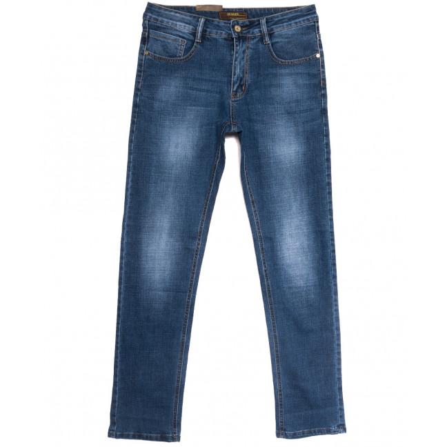 0711 Likgass джинсы мужские синие весенние стрейчевые (30-38, 8 ед.) Likgass: артикул 1106629
