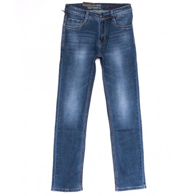 7931-03 Regass джинсы мужские синие весенние стрейчевые (30-38, 8 ед.) Regass: артикул 1106079