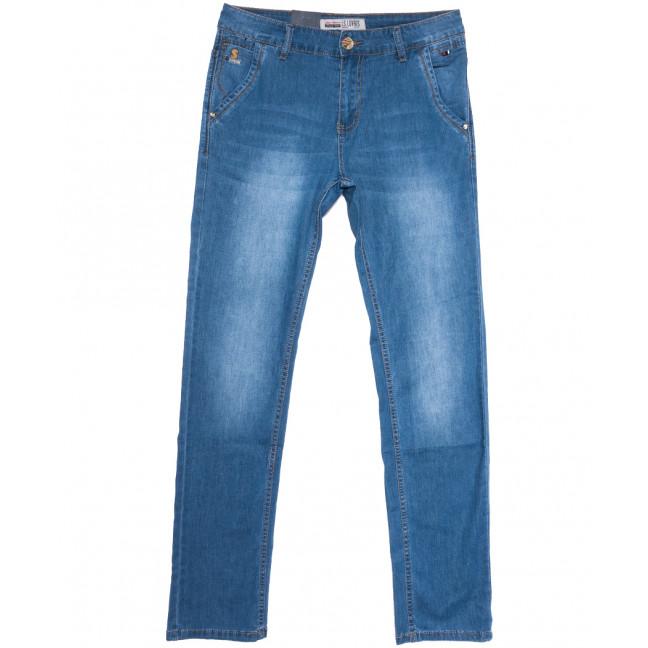 1083 LS джинсы мужские синие весенние стрейчевые (29-38, 8 ед.) LS: артикул 1106230