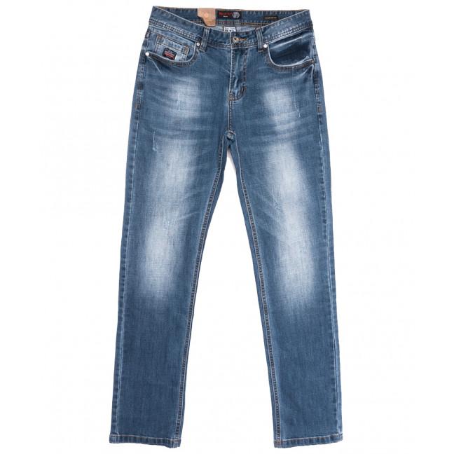 0914-5 R Relucky джинсы мужские синие весенние стрейчевые (29-38, 8 ед.) Relucky: артикул 1105957