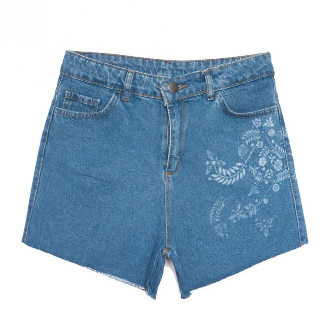 0141 Defile шорты джинсовые женские синие коттоновые (34-40, 6 ед.) Defile: артикул 1107733