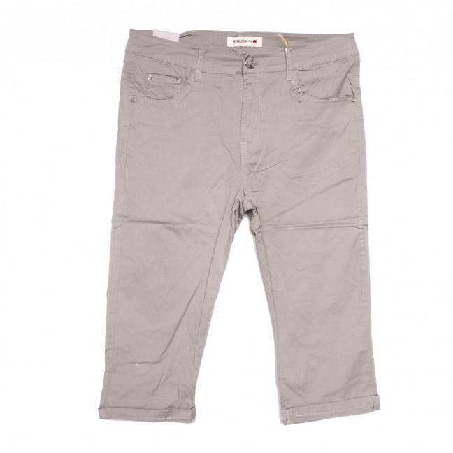 2271-8 Miss Cherry шорты джинсовые женские батальные серые стрейчевые (31-38, 6 ед.) Sunbird: артикул 1107937