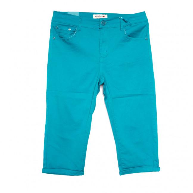 2273 голубые Miss Cherry шорты джинсовые женские батальные стрейчевые (30-36, 6 ед.) Sunbird: артикул 1107959
