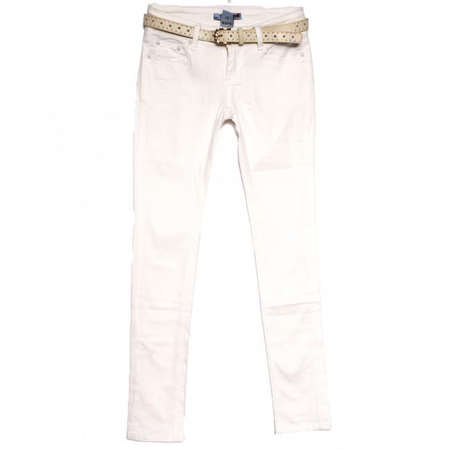 1563 Imars джинсы женские белые весенние стрейчевые (27-32, 6 ед.) Imars: артикул 1107900