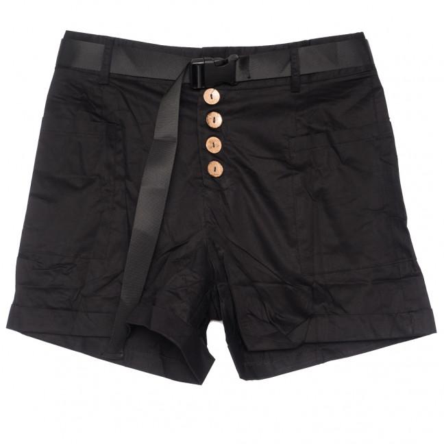 8380 черные Saint Wish шорты джинсовые женские коттоновые (S-2XL, 5 ед.) Saint Wish: артикул 1108126
