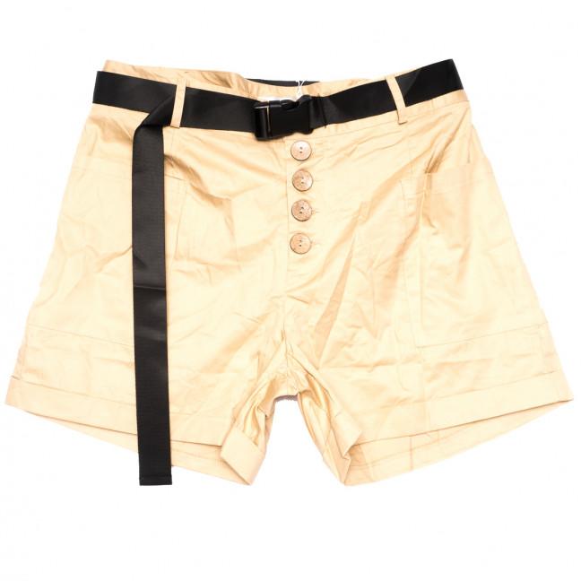 8380 бежевые Saint Wish шорты джинсовые женские коттоновые (S-2XL, 5 ед.) Saint Wish: артикул 1108125