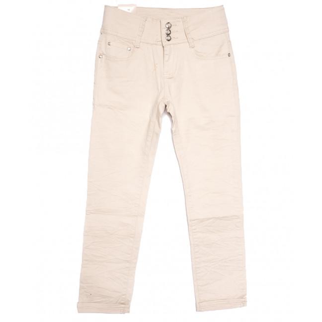 8225-3 I Dodo джинсы женские бежевые весенние стрейчевые (36-44, 5 ед.) I dodo: артикул 1107954