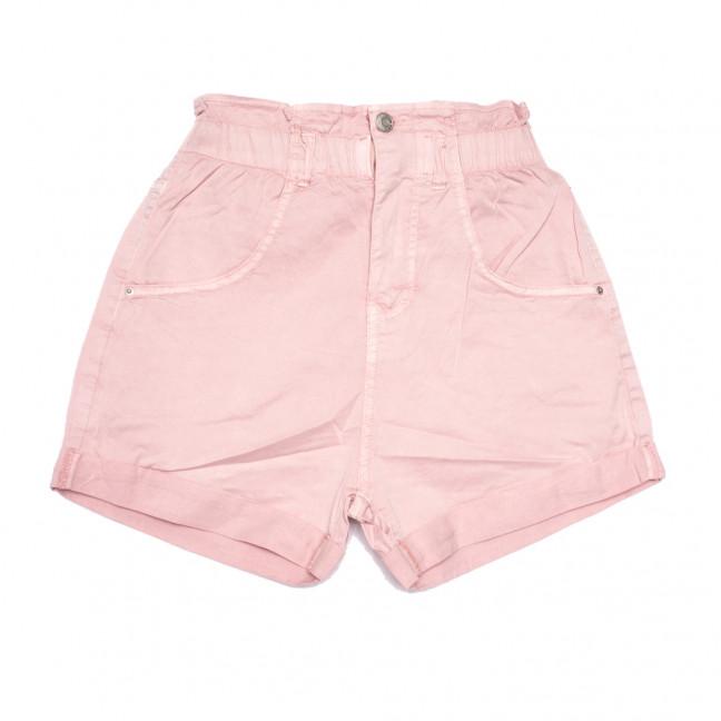 9059-3 розовые Saint Wish шорты джинсовые женские стрейчевые (XS-XL, 5 ед.) Saint Wish: артикул 1108083