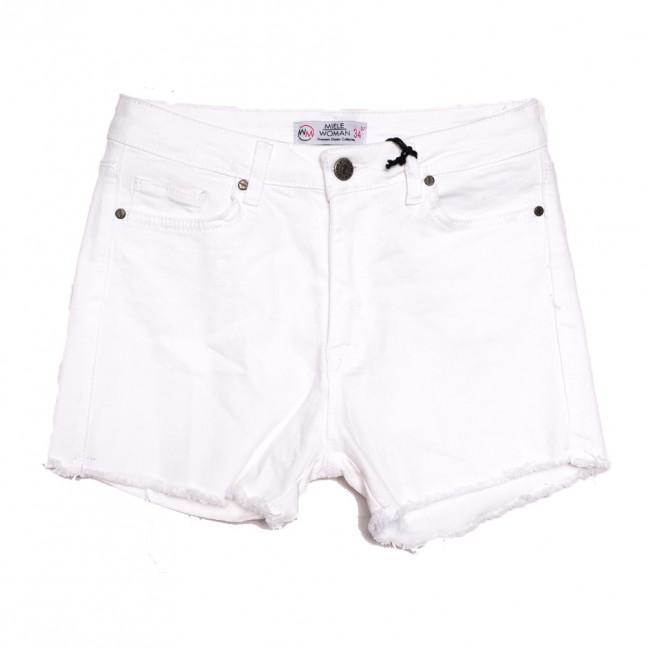2014 Miele шорты джинсовые женские белые стрейчевые (34-40,евро, 5 ед.) Miele: артикул 1108483