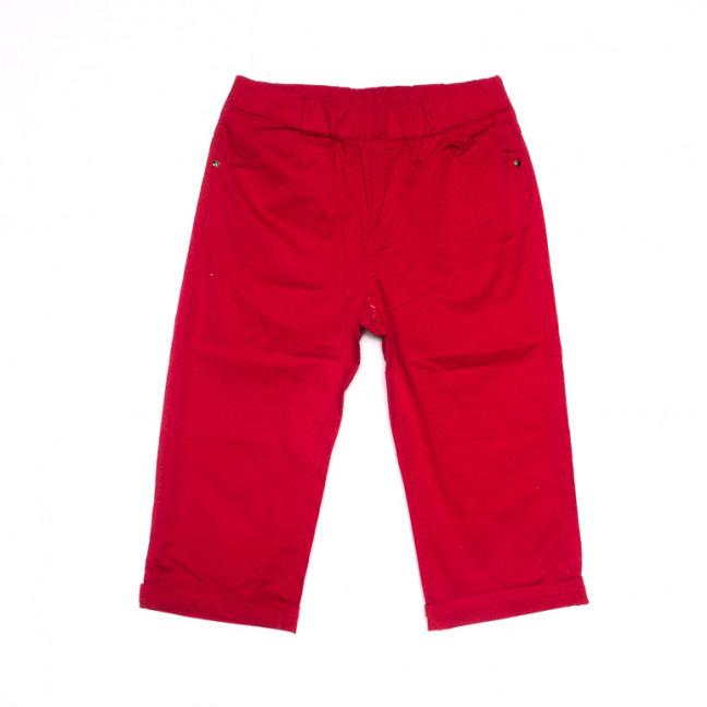 9520 красные Sunbird шорты джинсовые женские батальные стрейчевые (30-36, 6 ед.) Sunbird: артикул 1107964