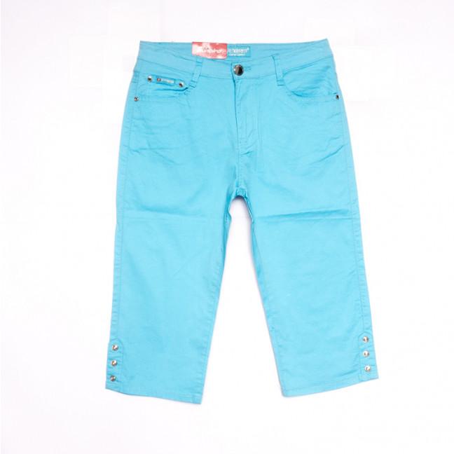 7029 Sunbird шорты джинсовые женские батальные голубые стрейчевые (30-38, 6 ед.) Sunbird: артикул 1107910