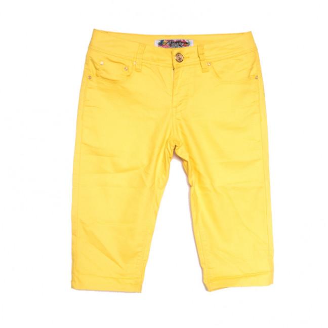 0117 R.Display шорты джинсовые женские желтые стрейчевые (36-42,евро, 5 ед.) R.Display: артикул 1107907