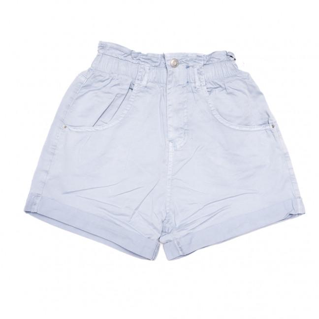 9059-5 голубые Saint Wish шорты джинсовые женские стрейчевые (XS-XL, 5 ед.) Saint Wish: артикул 1108081