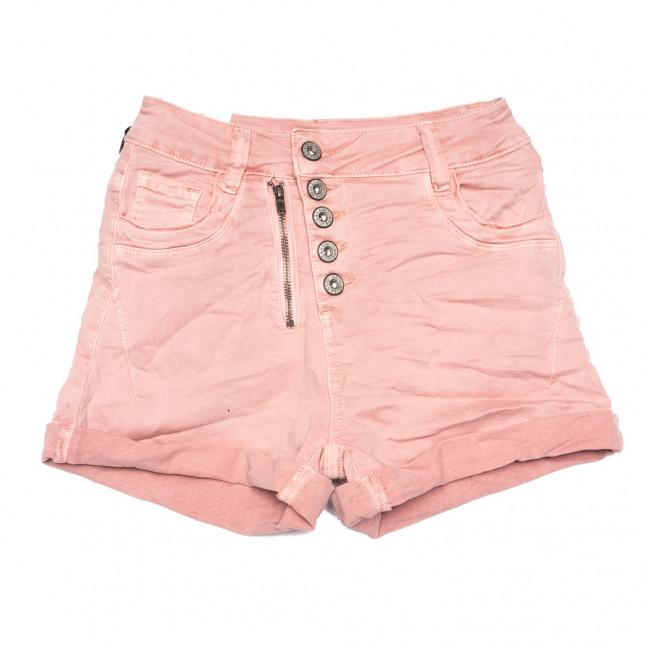 9156-3 розовые Saint Wish шорты джинсовые женские стрейчевые (25-30, 6 ед.) Saint Wish: артикул 1108171