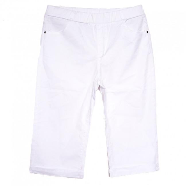 9957 Sunbird шорты джинсовые женские батальные белые стрейчевые (31-38, 6 ед.) Sunbird: артикул 1107934