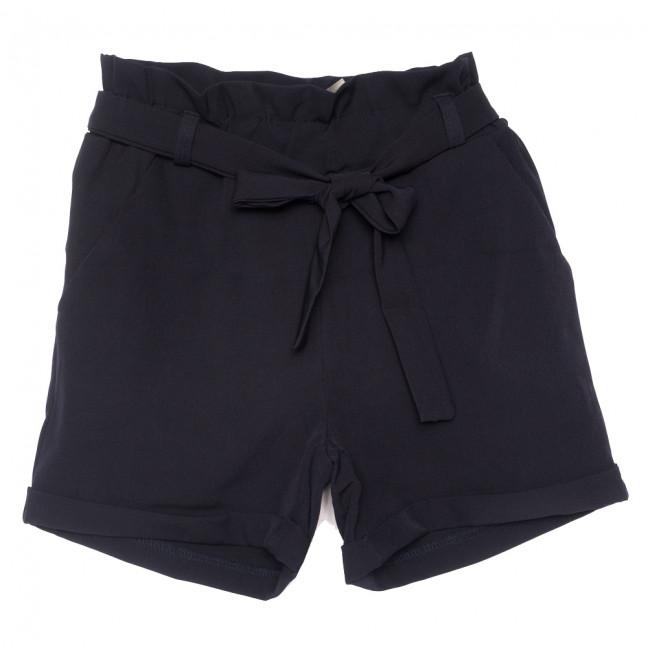 0305 Exclusive шорты женские темно-синие коттоновые (42-48,норма, 4 ед.) Exclusive: артикул 1109516