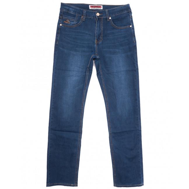66002 Pr.Minos джинсы мужские синие летние стрейчевые (29-38, 8 ед.) Pr.Minos: артикул 1109246