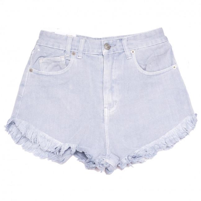 9032-5 голубые Saint Wish шорты джинсовые женские коттоновые (25-30, 6 ед.) Saint Wish: артикул 1108239