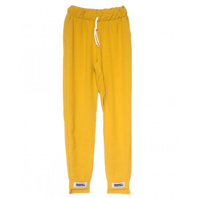 0214 желтые Exclusive брюки женские спортивные летние стрейчевые (42-48,евро, 4 ед.) Exclusive: артикул 1109525