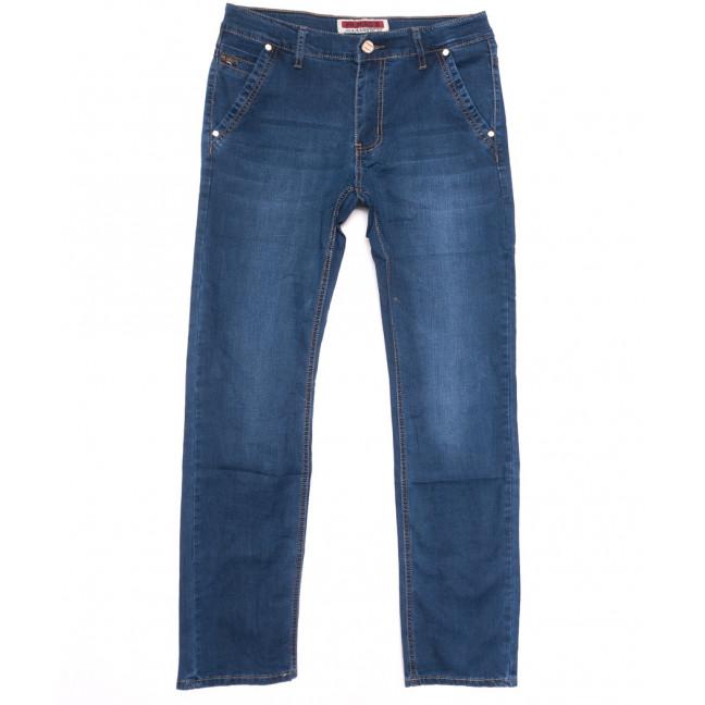 66001 Pr.Minos джинсы мужские синие летние стрейчевые (29-38, 8 ед.) Pr.Minos: артикул 1109242