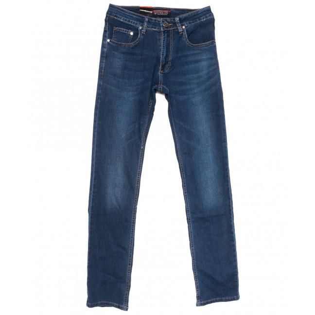 0801 Atwolves джинсы мужские синие весенние стрейчевые (29-38, 8 ед.) Atwolves: артикул 1109567