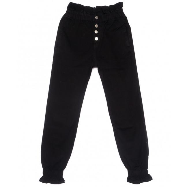1106-13 M.Sara джинсы женские на резинке черные весенние стрейчевые (XS-XL, 6 ед.) M.Sara: артикул 1109184