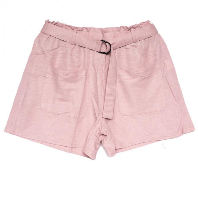 2351 розовые Saint Wish шорты женские стрейчевые (S-2XL, 5 ед.) Saint Wish: артикул 1108225