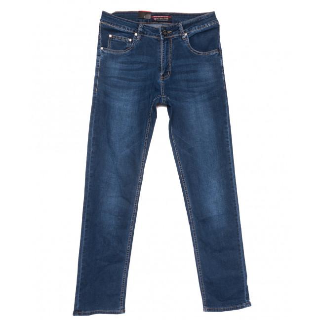 0806 Atwolves джинсы мужские синие весенние стрейчевые (31-38, 8 ед.) Atwolves: артикул 1109562