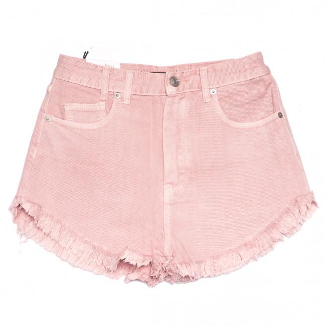 9032-3 розовые Saint Wish шорты джинсовые женские коттоновые (25-30, 6 ед.) Saint Wish: артикул 1108241